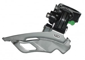 Derailleur AV Deore Down-Swing 34.9 mm