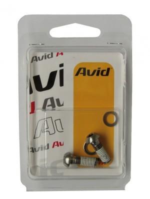 vis Avid pour adaptateur frein à disque