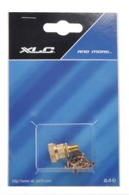 embout réducteur de valves Presta+Dunlop