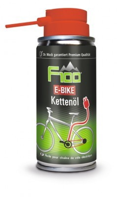 huile de chaîne F100 E-Bike