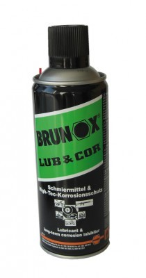 spray anti-corrosion Brunox LUB & COR
