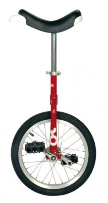 Monocycle OnlyOne 20' rouge