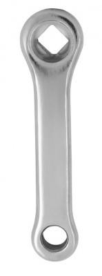 manivelle 102 mm chrome gauche&droit