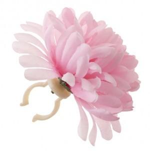 fleurs Basil Dahlia
