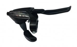 manette/levier Shimano ST-EF 500 4doigts