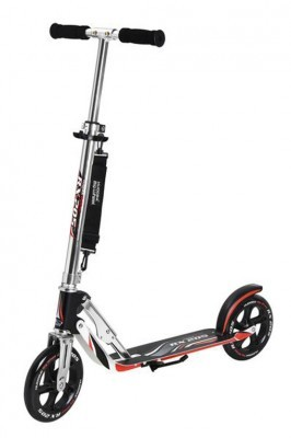 trottinette City Big Wheel Hudora alu.8'