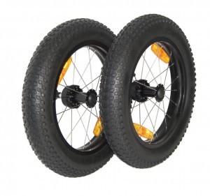 paire de roues 16+ Burley