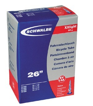 ch.à air Schwalbe AV 14A XX light