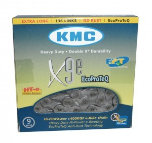 chaîne KMC X-9-E EPT anti-corrosion