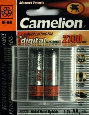 Pile Accu Mignon CAMELION