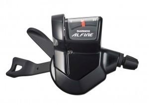 Manette Alfine SLS700 noir