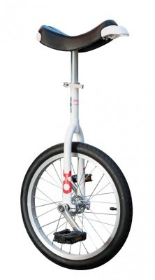 monocycle OnlyOne 18' blanc