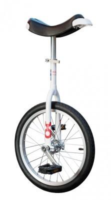 monocycle OnlyOne 18' blanc