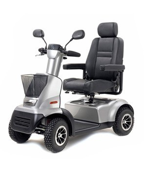 Brise C 4 Gris Mobility scooter-Version 10 km/h- Bonne Affaire