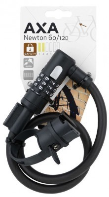 antivol câble AXA Newton 60/12 Code