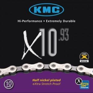 Chaîne KMC X-10.93