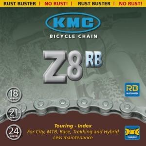 Chaîne KMC Z-8 RB anticorrosion