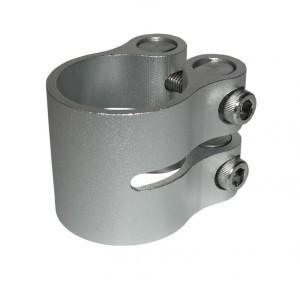 collier de serrage argent p. Fuzion Z400