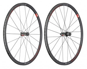roue AV DT Swiss RC 28 Spline C 28'/15mm