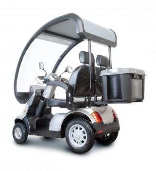 scooter electrique brise s4 siège double