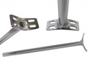 Tige de selle monocycle version 4 trous