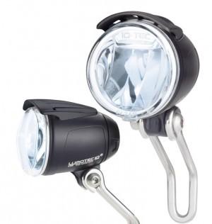 ECl. LED b&m Lumotec IQ Cyo N pluS