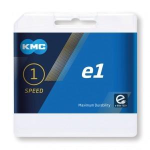 chaîne KMC e1 p. moyeu à vitesse int.