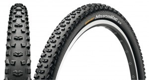pneu Conti Mountain King II 2.2 Perf. TS