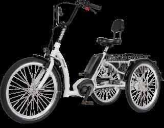 Tricycle électrique comfort Combo Bosch