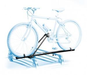 Porte-vélo de toit Peruzzo Topbike