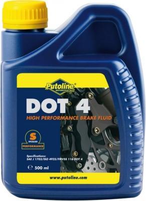 Liquide frein Putoline DOT 4