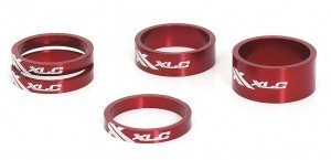 Set spacers XLC A-Head AS-A02