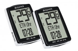 compteur Sigma BC 16.16 STS