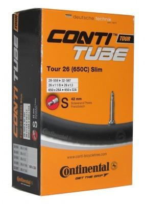 Chambre à air Continental Tour 26 slim
