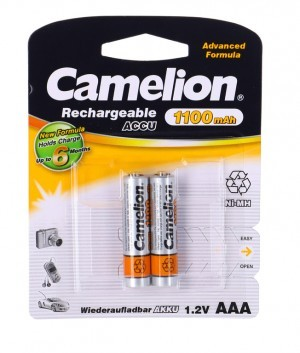 pile chargeable Camelion Micro 1100mAh
