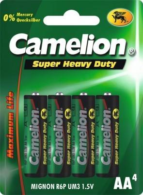 pile Camelion Green Mignon R06