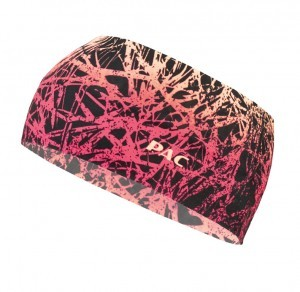 bandeau Headband P.A.C. microfibre