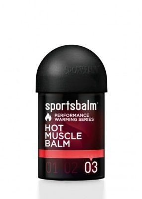 baume chauffant Sportsbalm Hot Muscle