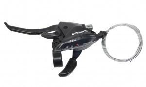 manette/levier Shimano ST-EF 510 4doigts