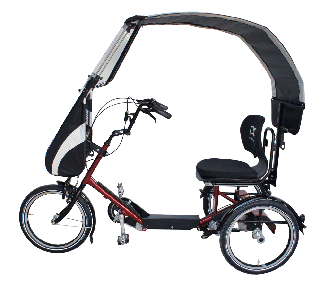 Veltop tricycle Disco