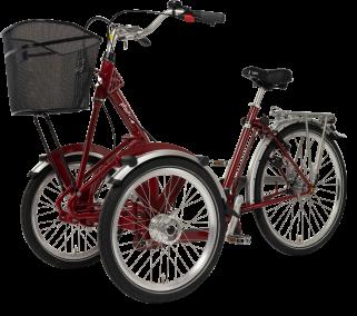 Tricycle avant Capo