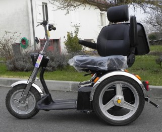 Scooter Baroudeur 10km/h