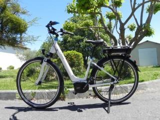 Vélo électrique e-SALSA YAMAHA D8 - Bonne Affaire
