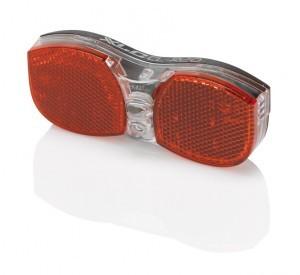 éclairage LED pile ARR XLC porte-bagages