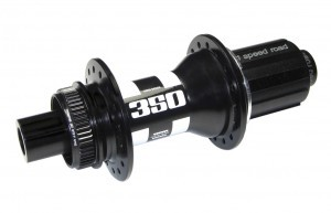 moyeu AR DT Swiss 350 Disc Brake