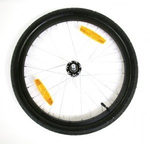 roue Burley 20' alu Push Button