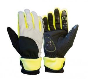 gants Dark 4.0 Wowow réfléchissants