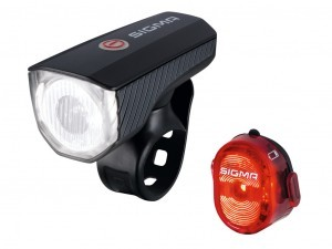 set écl. rech. LED Aura 40 USB/Nugget II