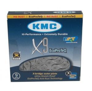 chaîne KMC X-9 EPT anticorrosion