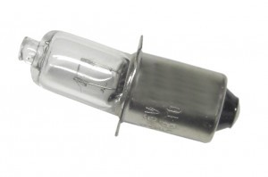 ampoule halogène 6V 2.4W, unitaire